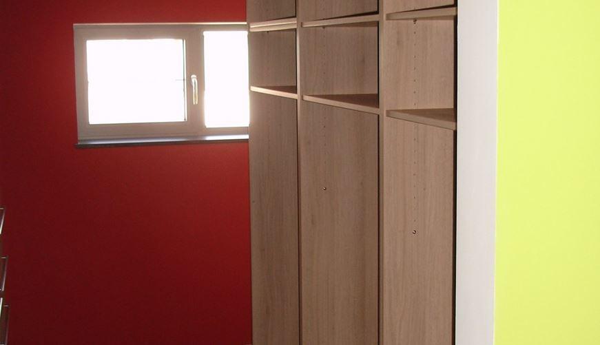 Slaapkamer en dressing - Bart Nagels