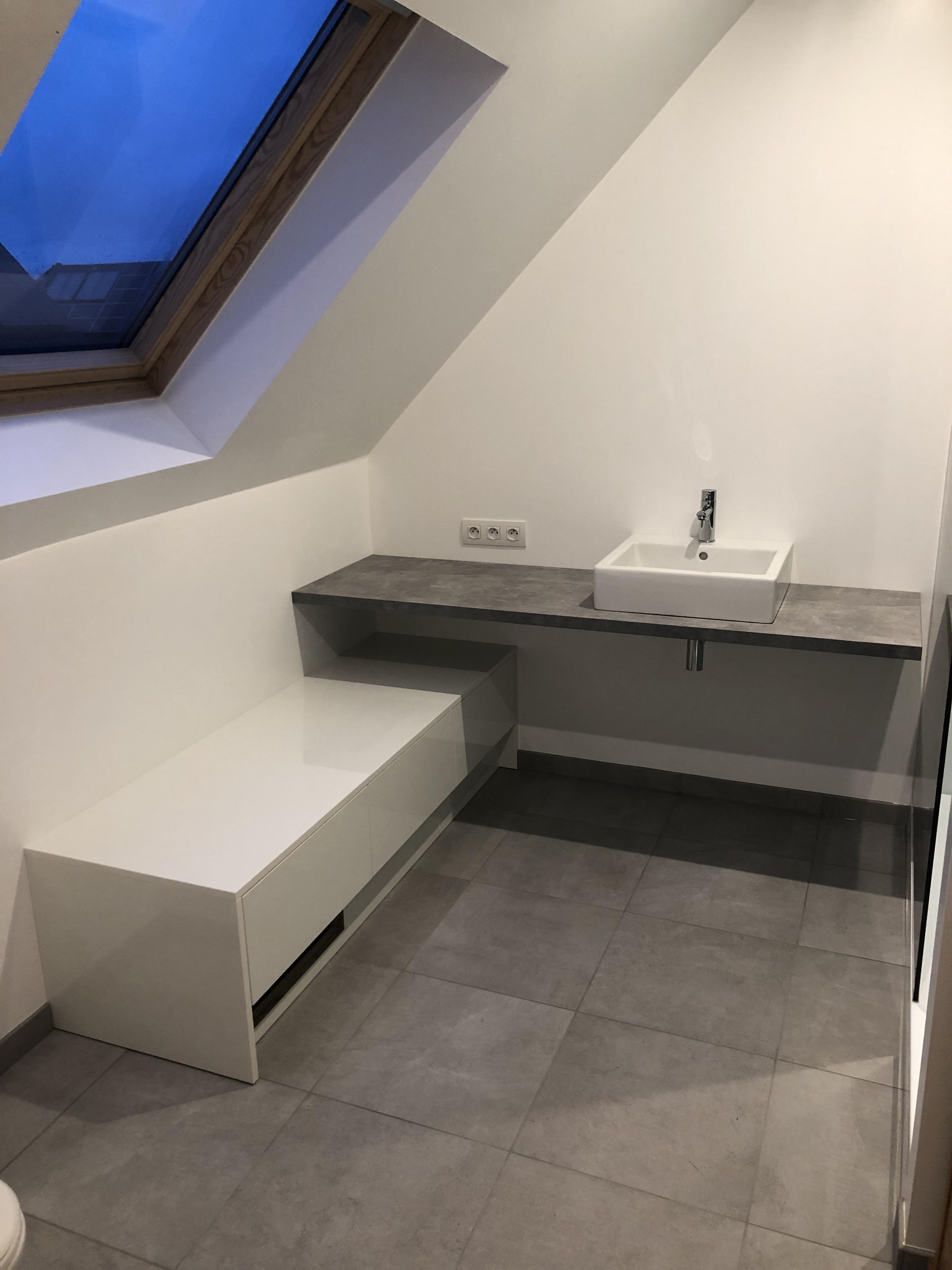 Renovatie Badkamer Dessel : Zeer mooie en moderne badkamer renovatie beerse bart nagels
